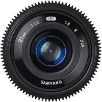 Samyang 21mm T1.5 ED AS UMC CS For Sony