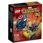 LEGO Super Heroes Captain America vs. Red Skull 76065