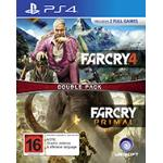Far Cry 4 + Far Cry Primal Compilation (PS4)