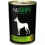 Nutripe Dog Classic Venison Viscera & Green Lamb Tripe