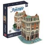 3D Puzzle Jigscape London Corner Savings Bank