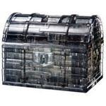 Crystal Puzzle Treasure Chest Black (52pc)