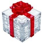 Crystal Puzzle Gift Box Red Ribbon (38pc)