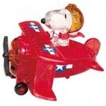 Crystal Puzzle Snoopy Flying Ace (39pc)