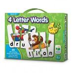 The Learning Journey Puzzle Match It 4 Letter Words