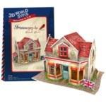 CubicFun 3D World Style British Flavor Ironmongery Shop