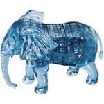 Crystal Puzzle Elephant (40pc)