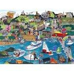 What Makes NZ Puzzle 500PC Auckland Amazing