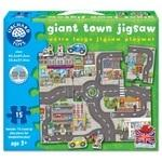 Orchard Toys Giant Town Extra Large Jigsaw Playmat