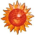 Crystal Puzzle Sun (40pc)