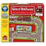 Orchard Toys Giant Railway Large Interchangeable Floor Jigsaw