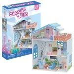 3D Puzzle Seaside Villa