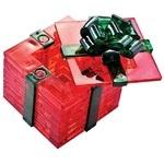 Crystal Puzzle Christmas Gift Box (38pc)