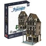 3D Puzzle Jigscape London Tudor Restaurant