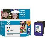 HP Ink Cartridge 22 Tri-Color