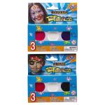 Facepaint 3 Pack Assorted