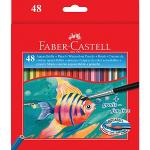 Faber-Castell ColouPencils Watercolour Full 48 Pack