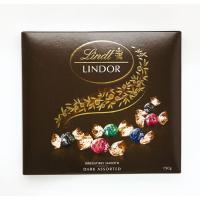 Lindt Lindor Dark Assorted Chocolate  150g