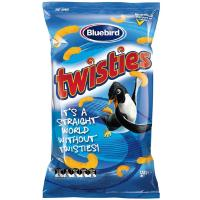 Bluebird Twisties Cheese 120g