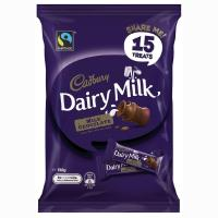 Cadbury Dairymilk Share Pack 180g