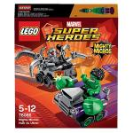 LEGO Super Heroes Hulk vs. Ultron 76066