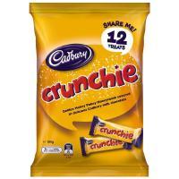 Cadbury Crunchie Treat Size 180g