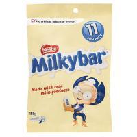 Nestle Milkybar Milk Chocolate Fun Pack 158g