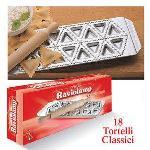 Imperia Raviolamp 18 Tortelli Maker Triangle