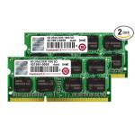 Transcend 16GB (2x8GB) DDR3 1600Mhz SO-DIMM Memory T36128