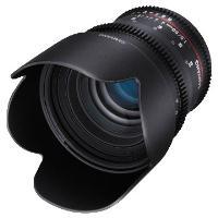 Samyang 50mm T1.5 VDSLR AS UMC For Canon