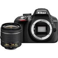 Nikon D3400 + AF-P 18-55/3.5-5.6 G VR