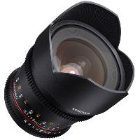 Samyang 10mm T3.1 ED AS NCS CS VDSLR II Canon