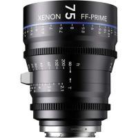 Schneider Kreuznach Xenon FF T2.1 F75mm For Canon