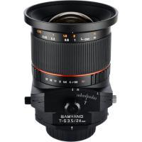 Samyang T-S 24mm F3.5 ED AS UMC For Nikon