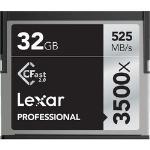 Lexar Professional Compact Flash 3500x 32GB