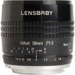 Lensbaby Velvet 56mm F1.6 For Sony