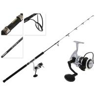 Okuma Azores 65S Saltwater Spinning Reel & Azores Jig Spin Rod 5ft
