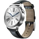 Huawei Watch Stainless Steel Leather Black (HD)