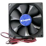 Dometic Fridge Fan Ventilator Set w/Thermostat 12v