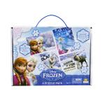 Disney Frozen 4 Puzzles in Carry Box