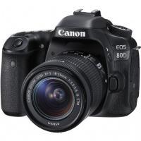 Canon EOS 80D + 18-55