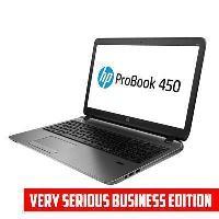HP ProBook 450 G3 Core i7-6500U 250GB 15.6in
