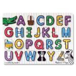 Melissa and Doug: See Inside Alphabet Peg Puzzle