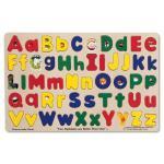 Melissa and Doug: Upper & lower case Alphabet Puzzle