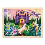 Melissa and Doug: Fairy Fantasy Wooden Puzzle