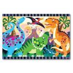 Melissa and Doug: Dinosaur Dawn Floor Puzzle 24pc