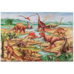 Melissa and Doug: Dinosaurs Floor Puzzles 48pc