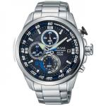 PULSAR Solar Chronograph Watch PZ6001X