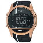 PULSAR Alarm Chronograph Watch PV4010X