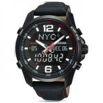 PULSAR Chronograph World Time Watch PZ4009X